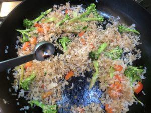 Konjac Fried Rice 08