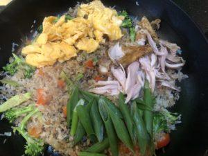 Konjac Fried Rice 09