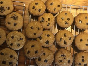 Oaty Choc Chip Cookies 03