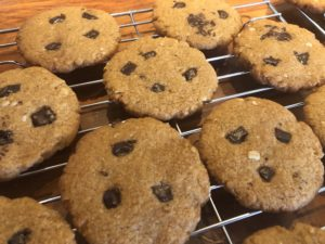 Oaty Choc Chip Cookies 02