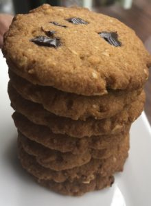 Oaty Choc Chip Cookies 01