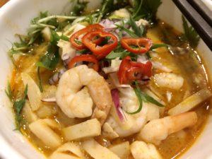 Easy Seafood Laksa 08