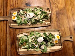 Chicken Caesar-Style Salad w/ Shortcut 04