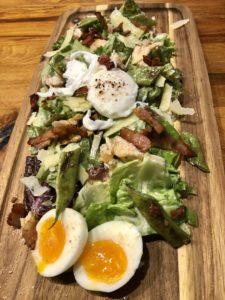 Chicken Caesar-Style Salad w/ Shortcut 06