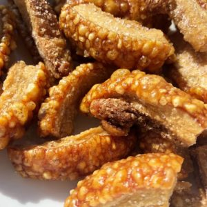 Easy Air Fryer Pork Cracklings