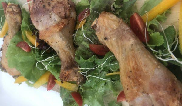 air fryer chicken legs 01